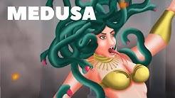 Medusa | Griechische Mythologie | Die Schlangenfrau