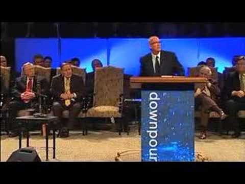 God's Pattern 5 BOTT 2008 Anthony Mangun