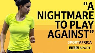 Why is Egypt so good at Squash? - BBC Sport Africa