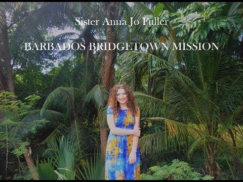 Sister Anna Fuller-Barbados Bridgetown Mission