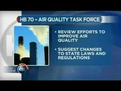 Overstock.com President Jonathan Johnson on Utah Air Quality Task Force