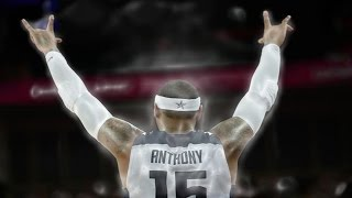 Repeat youtube video Carmelo Anthony: Top 10 Team USA Moments
