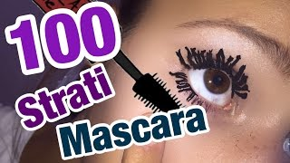100 STRATI DI MASCARA, 100 COATS OF MASCARA thumbnail