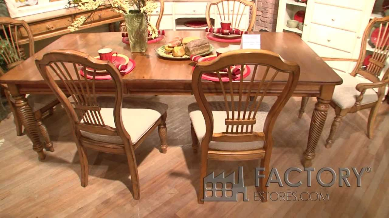 Hillsdale Wilshire Dining Set   Factoryestores.com