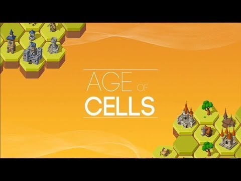 Age Of Cells: Civilization City Building Android Gameplay ᴴᴰ
