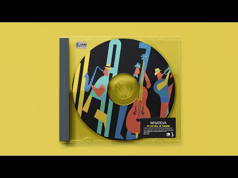 WHATEVA – Jazz BoomBap Beat/Boom Bap Type Instrumental 🌙🎧( j cole type beat)