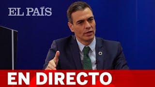 DIRECTO | SÁNCHEZ interviene en el Encuentro MARCA ESPAÑA