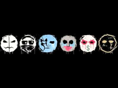 Hollywood Undead - Bitches [HQ]