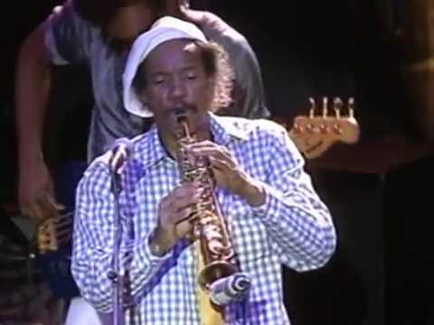 The Neville Brothers - Fire On The Bayou - 4/29/1987 - unknown (Official)