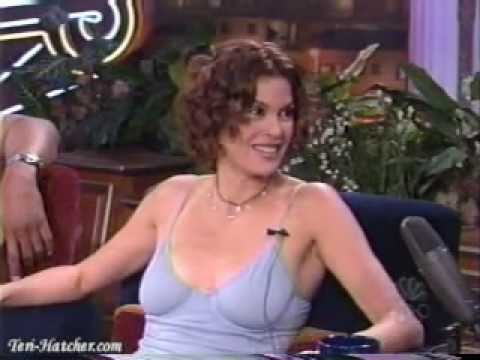 Teri Hatcher interview (2000)