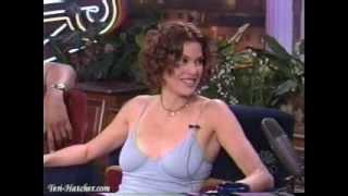 Teri Hatcher interview (2000)