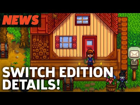 Nioh Announced For PC & Stardew Valley Switch Release Date! – GS News Roundup