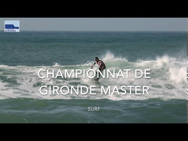 Championnats de Gironde Surf Master 2019