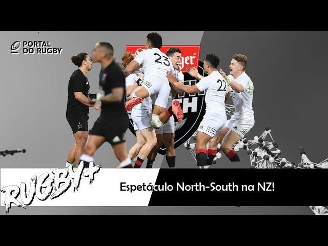 Espetáculo North vs South na Nova Zelândia!