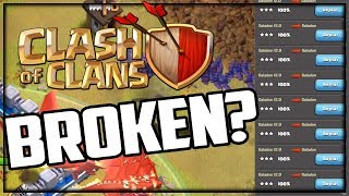 Are They GAME BREAKING? Clash of Clans Update