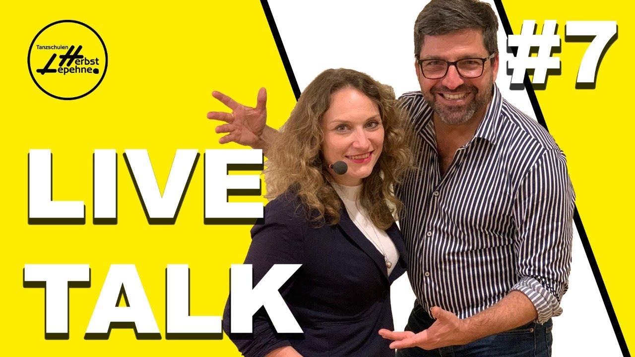 LIVE TALK #7 - Talkrunde mit Thomas und Miriam