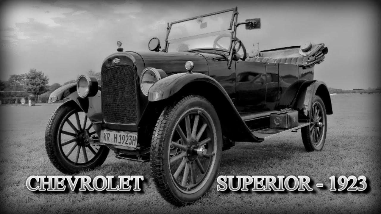 Chevrolet superior 1923