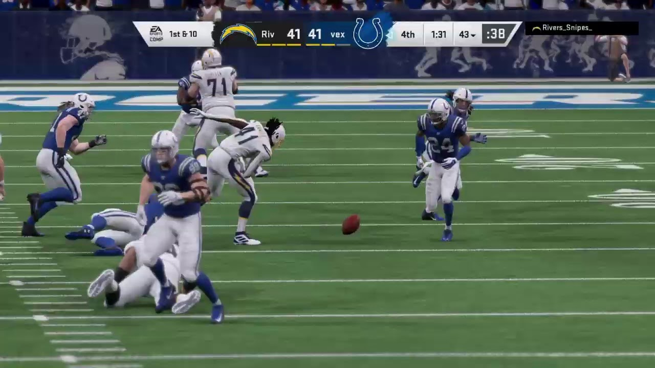 #Madden // Piping Rivey // Being recorded in PS4 chat (Very Offensive) // Road To 3k //