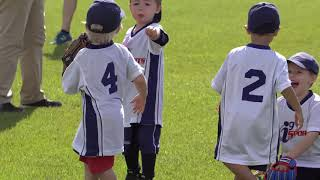 i9 Sports 352: South Wilmington T-Ball Player Highlights (5/5/18) Coastal
