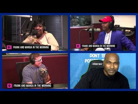 Katt Williams-Wants The Smoke, Goes In on Tiffany Haddish, Kevin Hart and Others on V103 -REACTION