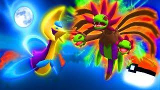 Minecraft Pixelmon Lucky Block Island - POKE-NAME CHALLENGE! - Minecraft Pokemon Mod
