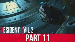 RESIDENT EVIL 2 REMAKE Gameplay Walkthrough Part 11 - G-VIRUS (Full Game)