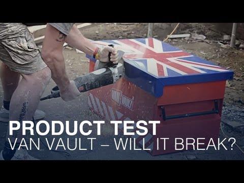Van Vault test - will it break?
