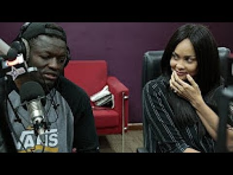 Full Interview of Sulley Muntari and Wife Menaye With Bolay Ray on Starr Chat