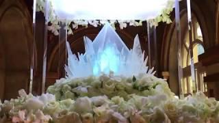 Свадебный торт  Никиты Преснякова от Рената Агзамова