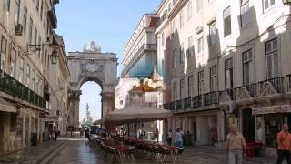 видео ТОП-10 достопримечательностей Лиссабона. Часть 1
