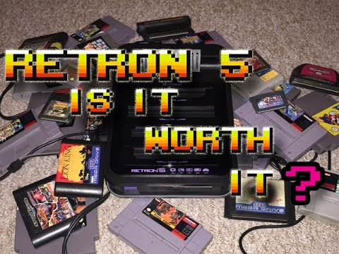 Hyperkin Retron 5 Full Review: Is it worth buying?