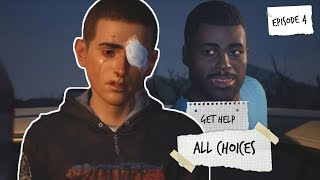 Life Is Strange 2 | ALL CHOICES | Episode 4