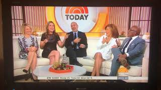 Matt Lauer's Final Appearance On Today Show - 11/28/17