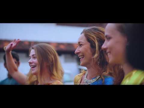 Indo - Russian wedding highlights l Smrithi + Dmitry