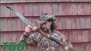 TGO | 3Rivers Archery Snakeskin Limb Project