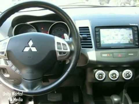 2007 Mitsubishi Outlander AWD #61392X in St Paul - SOLD