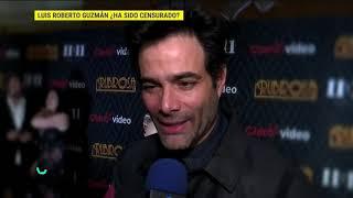 Luis Roberto Guzmán besa a Jorge Salinas | De Primera Mano