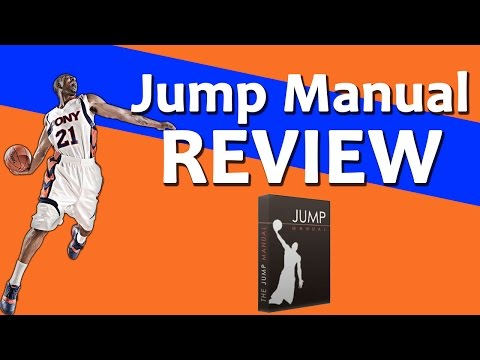 Jump Manual By Jacob Hiller - Jump Manual Review