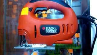 Лобзик электрический Black&Decker KS400E за 445 грн.(, 2015-01-03T13:49:41.000Z)