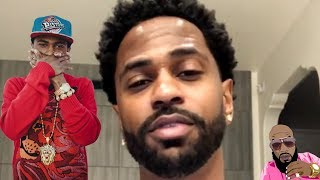 Big Sean EXPOSES Jhene Aiko Relationship As CRAZY TOXIC And Comes Clean About His Depressi ...