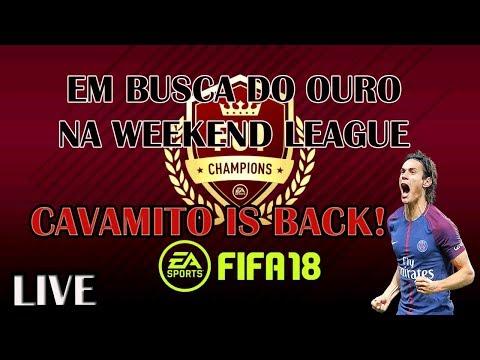 #PS4 | Futchampions | Ultimate Team | Fifa 18 | PT BR