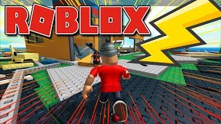 Roblox - OS RAIOS PERIGOSOS ( Natural Disaster Survival )