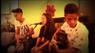 Alba Marbà - Oye reggae music (Cover acustic Angelica Perlaza)