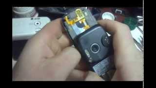 Sony Ericsson W850/W830. Разборка телефона.