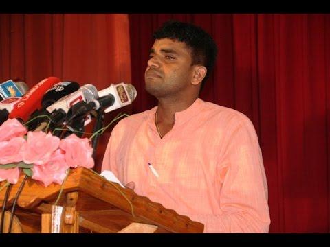 Sivakaran Speech In Mannar