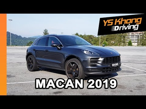 Porsche Macan 2019 (Pt.2) Walkaround Review - This Is What A Sporty SUV, 0 to100km/h in 6.5sec.
