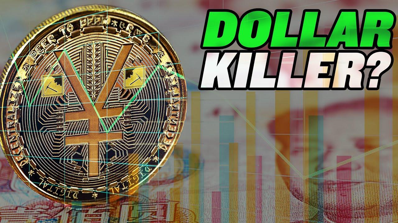 Will China's Digital Yuan Kill the US Dollar?