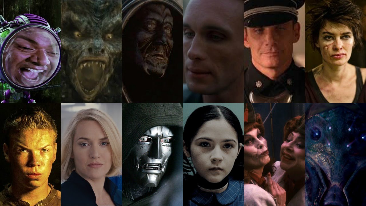 an essay on the characters of movie villains Sauron darth vader kayser soze frank booth what do all of these characters have newest think story video essay most renowned movie villains for.