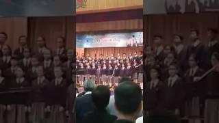Publication Date: 2016-12-22 | Video Title: 新界鄉議局元朗區中學校歌21/12/2016(三)第45屆畢