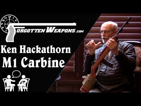 Ken Hackathorn on the M1 Carbine: Reputation vs Reality